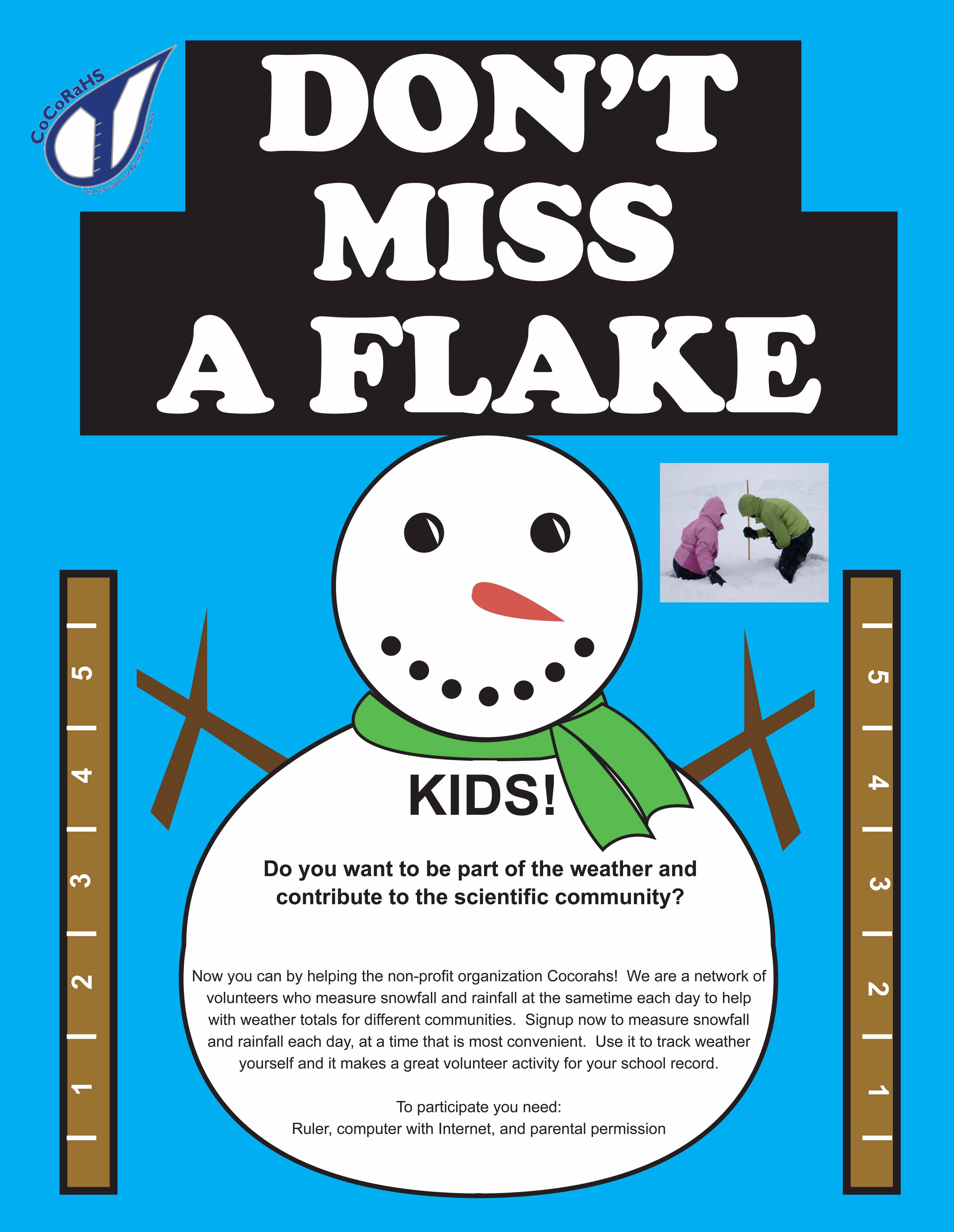 Don't Miss A Flake